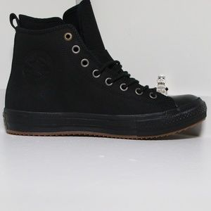 Converse Black on Black Waterproof All Star Boots